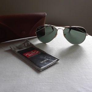 Ray-Ban Aviator Men's Sunglasses